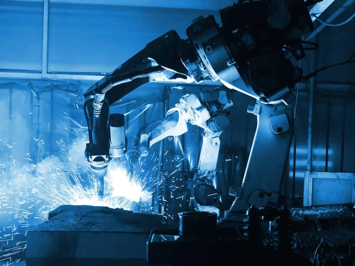 Robot e cobot per l'automazione industriale