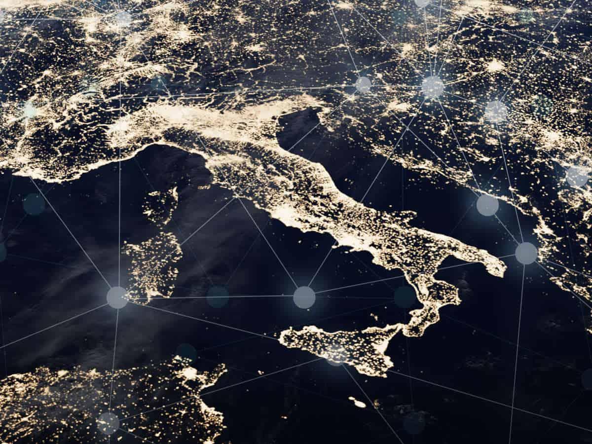 Lo sviluppo della rete delle telecomunicazioni in Italia